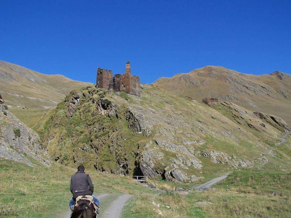 Tusheti Protected Areas