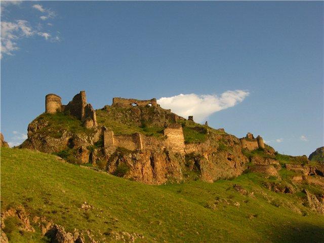 tmogvi fortress