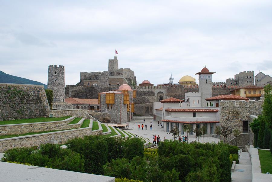 akhaltsikhe fortress