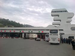 Sarpi - Georgian Turkish Border