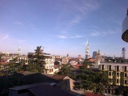 View on Batumi