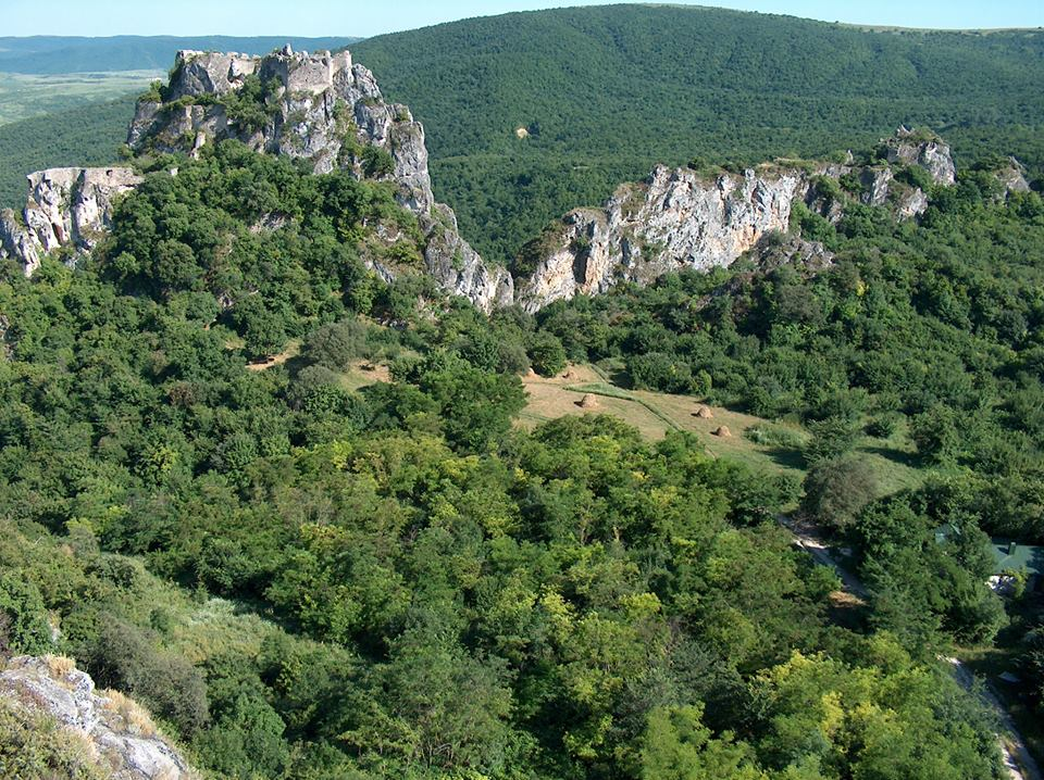 Vashlovani Protected Areas