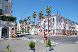 Streets of Batumii