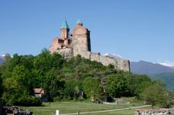 Gremi Monastery Kakheti Region