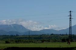 Mountains of Racha Region