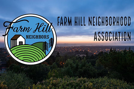 Farm Hill Neighborhood Association Rasmu