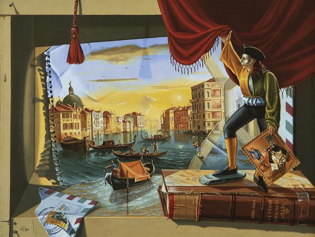 Carta para Veneza - AR 0266