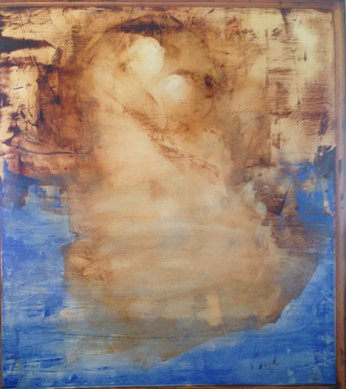 Maternidade em Siena e Azul -AR 1542