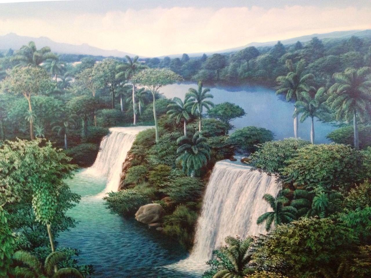 Cachoeiras - AR 1738