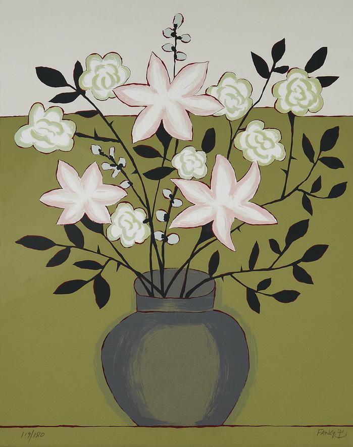 Vaso de Flores - AR 0758