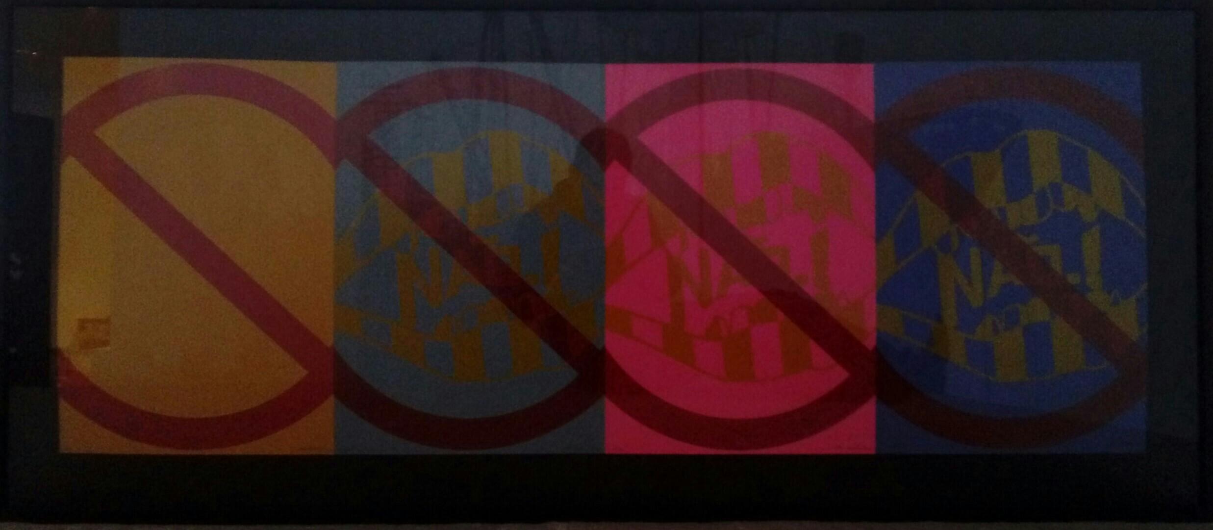 Proibido dizer não  - AR 1607