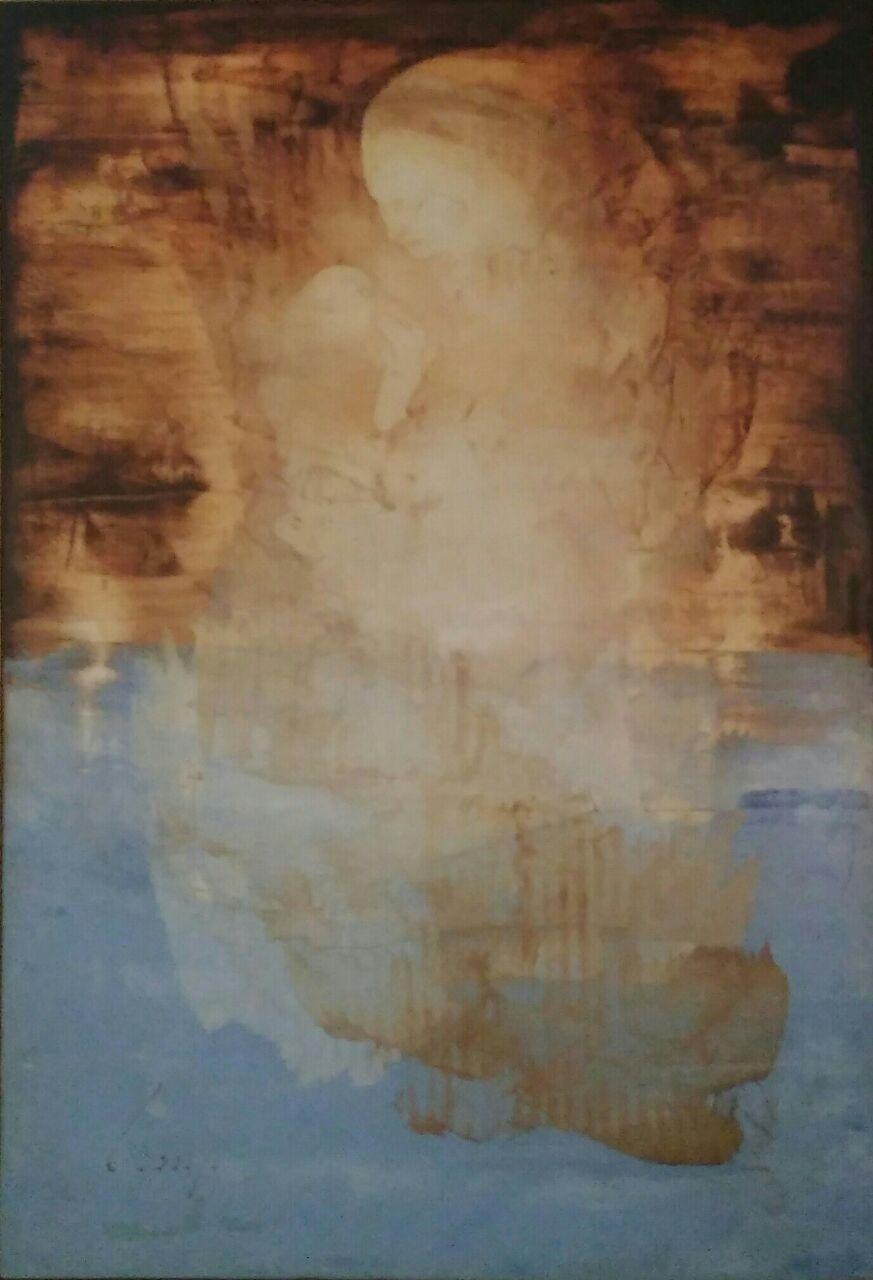 Maternidade em Siena e Azul -AR 2155