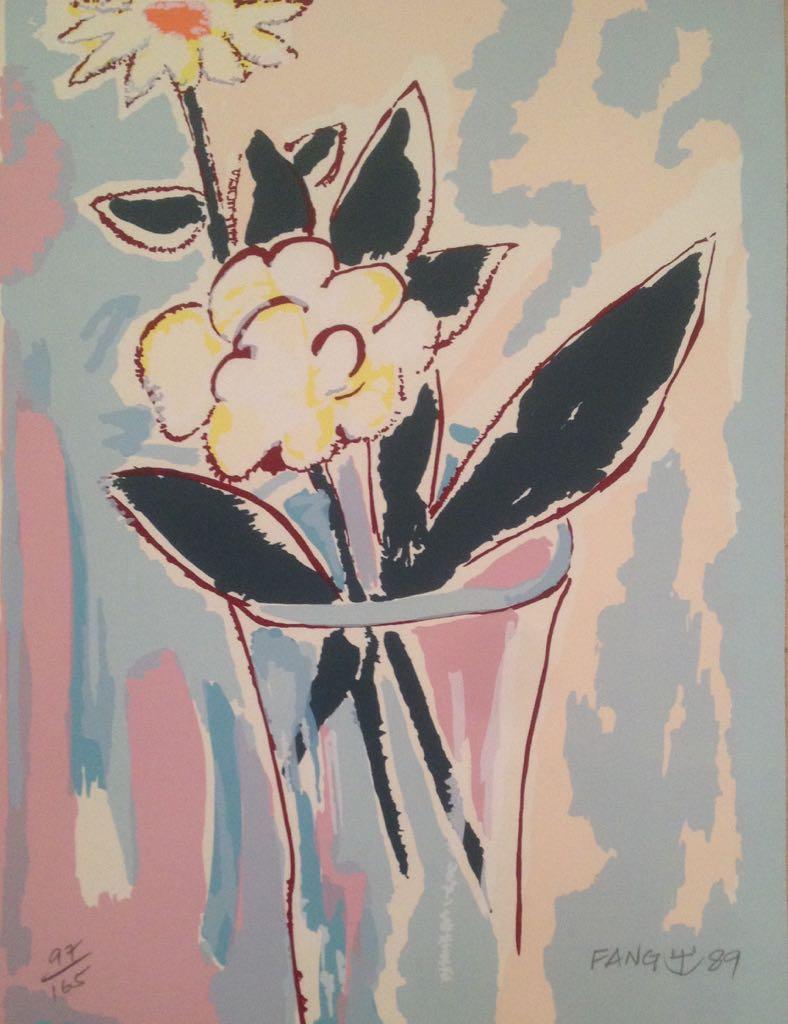 Vaso de Flor - AR 0749