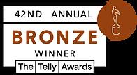 42nd_Telly_Winners_Badges_bronze_winner.