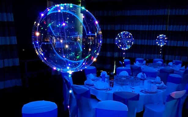 Jellyfish balloons