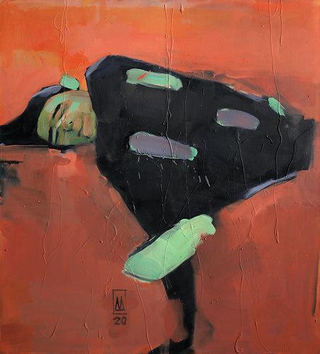 Анастасия Даниленко, Просыпайся