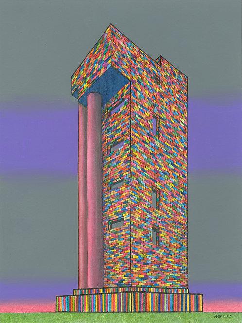 Юлия Малинина, Башня и два столба