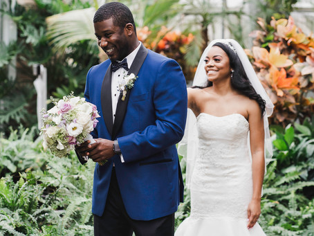Jasmine + Terrance's Picture Perfect Day at Soiree' Event Gallery