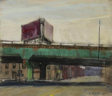 Overpass, East Boston
