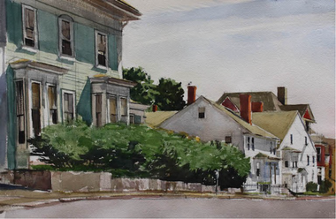 Pleasant St., Summer