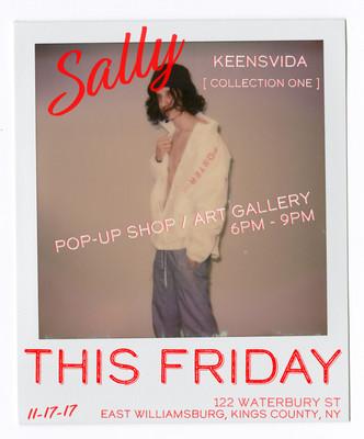 Sally Pop-Up