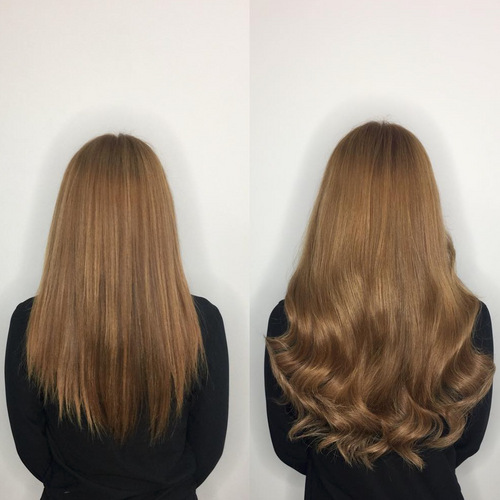 Hair Extensions Essex Transformation Five