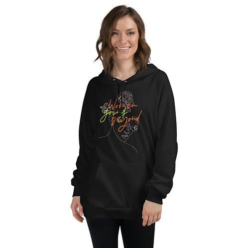 WGB Floral | Unisex Fleece Hoodie