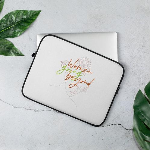 WGB Floral Series | Laptop Sleeve