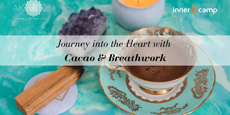 12-01-2020 Rebirthing Breathwork & Cacao: Journey into the Heart