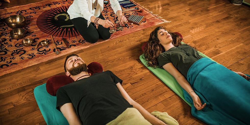 [Spanish] Taller de Rebirthing Breathwork y Meditaciones activas de Osho