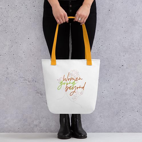 WGB Floral Series | Tote bag