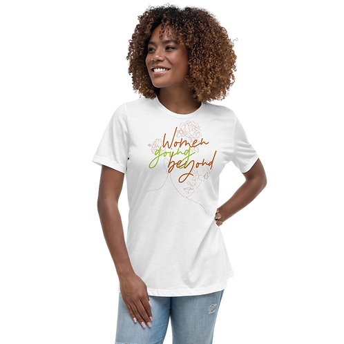 WGB Floral Series | Women's Relaxed T-Shirt