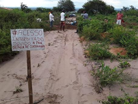 COVID-19: MPF emite Recomendação de Plano para comunidades quilombolas e tradicionais da BA