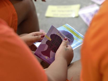 AATR lança publicação sobre mulheres e sistema prisional na BA