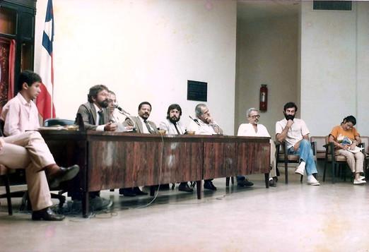 Fundação, 1982.