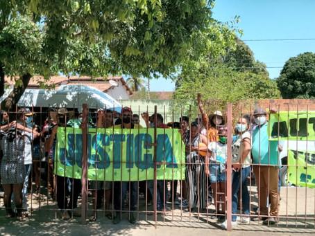 Posseiros pedem punição para fazendeiros após atentado em Formosa do Rio Preto
