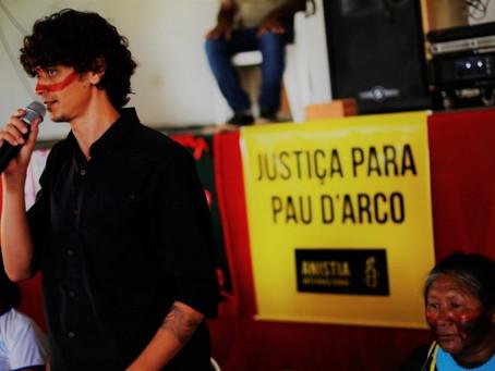Urgente: Pela liberdade imediata do advogado José Vargas Jr.