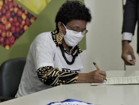 Comunidade quilombola Rio dos Macacos recebe titulação