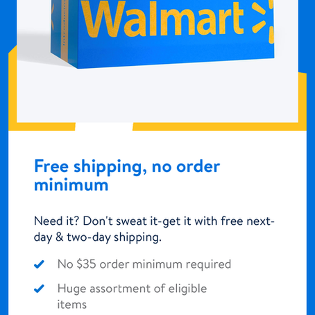 Walmart+ New Benefits