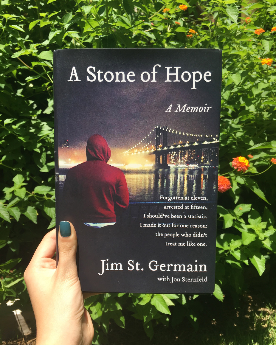 Pages of Hope: First Chapter Reflections on Jim St. Germain's A Stone of Hope