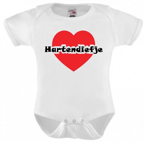 Hartendiefje - T-shirt of rompertje