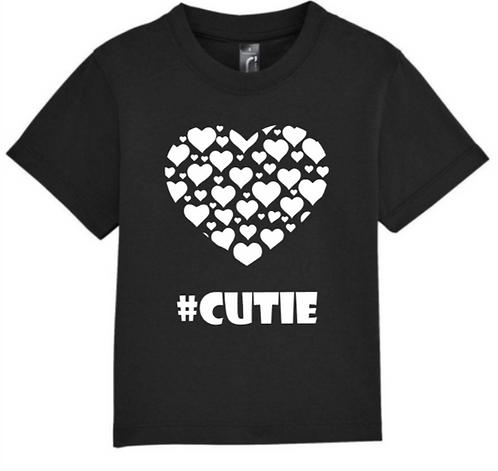 Cutiepie - T-shirt of rompertje