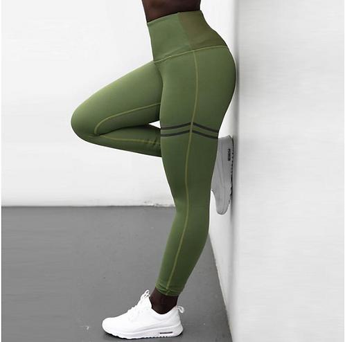 Groene sportlegging
