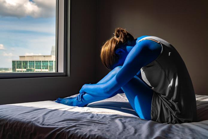 Blue #1 (2019)