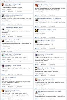 Comentários Facebook Elo Job High