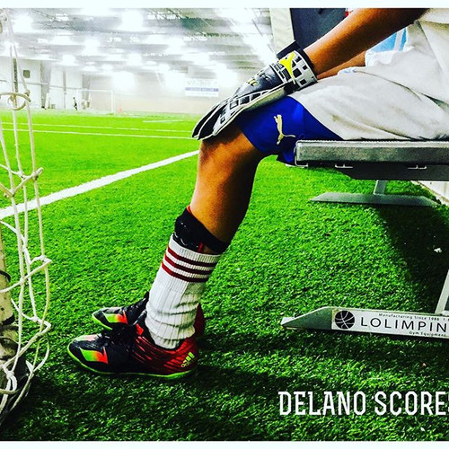 DELANO scores.  Delano students don't as