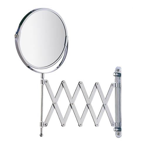 Wenko Exclusiv Козметично огледало, телескопично