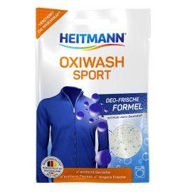 HEITMANN Oxiwash Sport препарат за пране на спортни дрехи