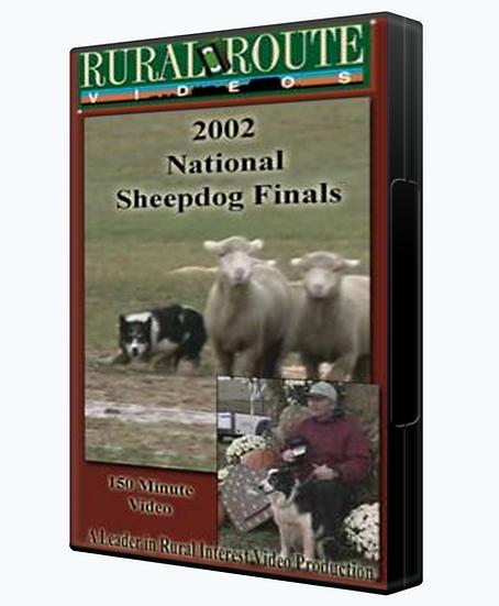 2002 National Sheepdog Finals