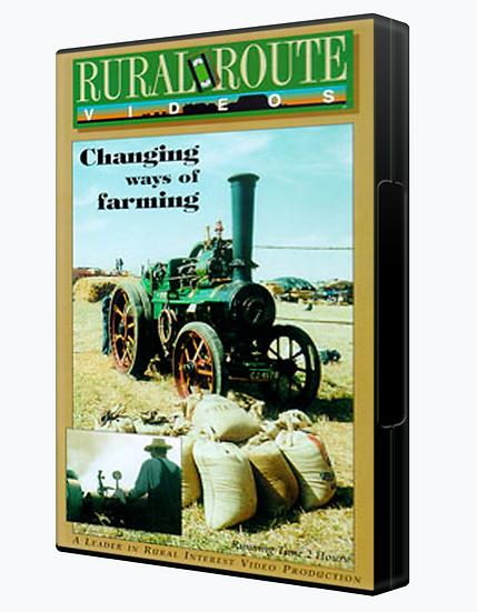 Changing Ways of Farming
